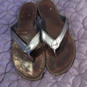 Coach Flip Flop Sandals